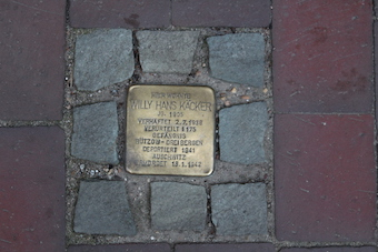 Willy_Kaecker_Stolperstein