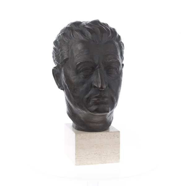 Bust of Friedrich Griese