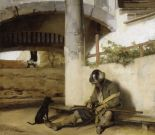 Carel Fabritius: The Sentry