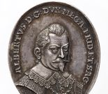 Medal of Duke Albrecht von Wallenstein